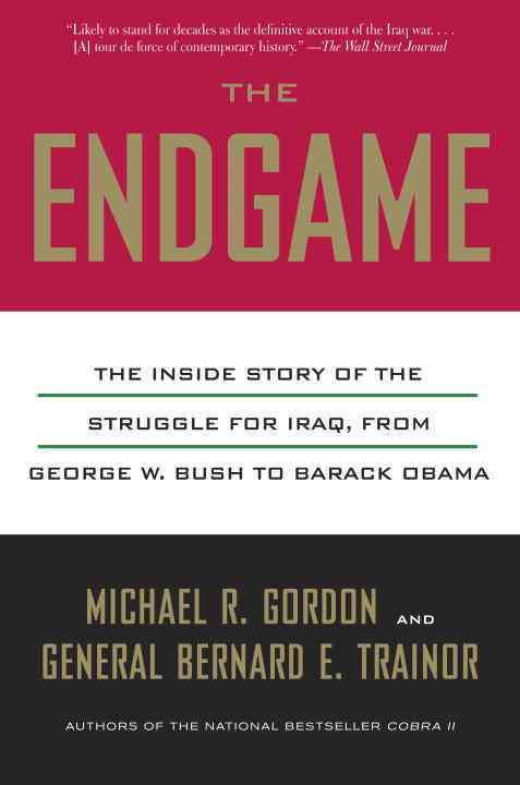 The Endgame By Gordon, Michael R./ Trainor, Bernard E.